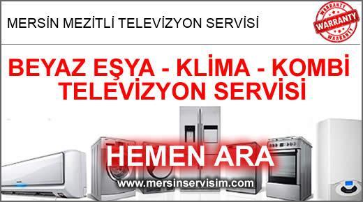 Mersin Mezitli Televizyon Servisi
